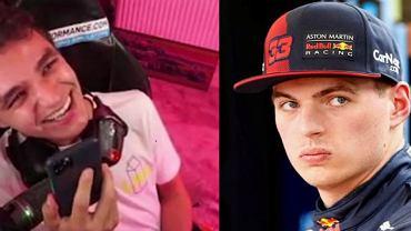 Lando Norris i Max Verstappen wystartują w wirtualnym wyścigu Le Mans 24h