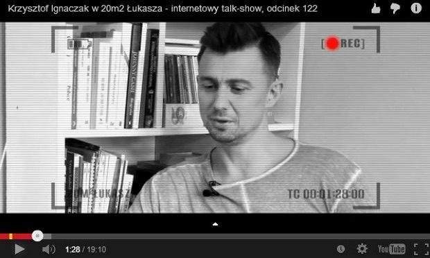 Krzysztof Ignaczak w 20m2