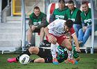 Świt Nowy Dwór Mazowiecki - ŁKS Łódź 0:0. Nieskuteczny ŁKS