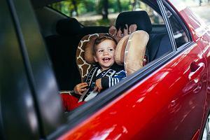 Podróżowanie z dzieckiem. Wybrałyśmy najlepsze foteliki samochodowe Cybex
