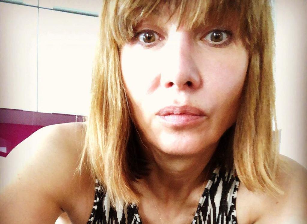 Grażyna Wolszczak pokazuje nagranie w bikini sprzed 40 lat