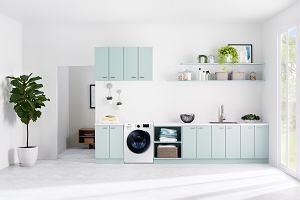 Nowa pralko - suszarka Samsung w wersji slim: idealna do małego wnętrza