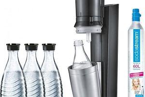 HIT: Soda Stream - woda gazowana w domu
