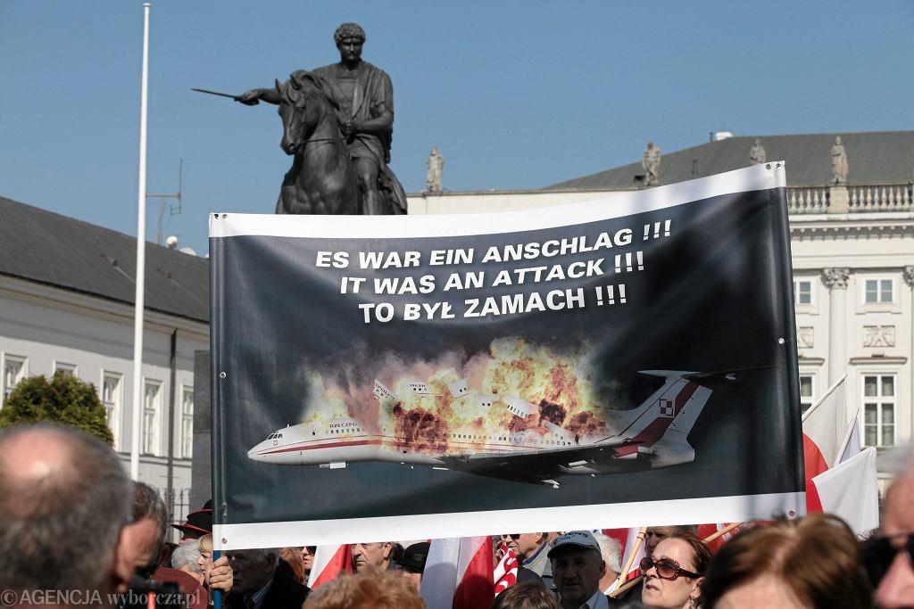 /V rocznica katastrofy lotniczej pod Smolenskiem