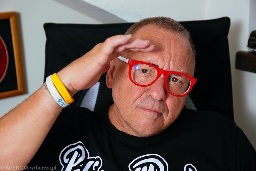 Jerzy Owsiak wypowiedział się o 'Klerze' Smarzowskiego