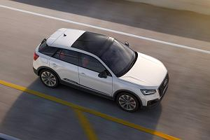 Audi SQ2 - mały crossover z 300-konnym silnikiem benzynowym