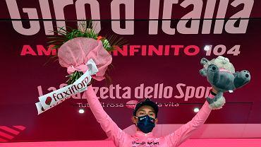 Koniec Giro, Bernal zdemolował rywali!
