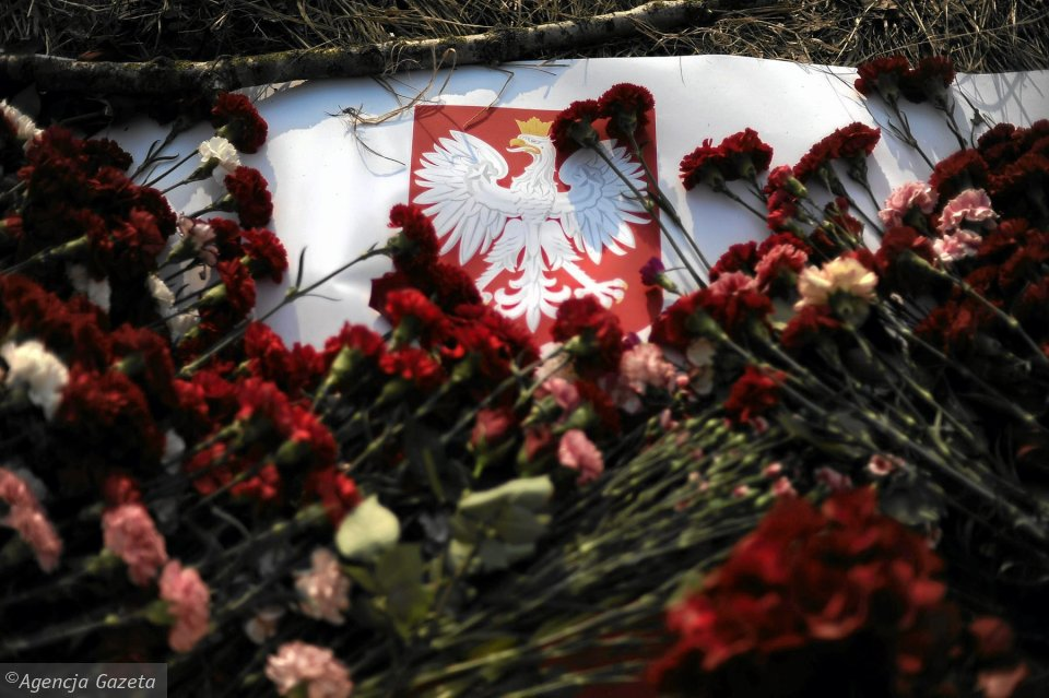Smoleńsk, miejsce katastrofy samolotu tu-154.