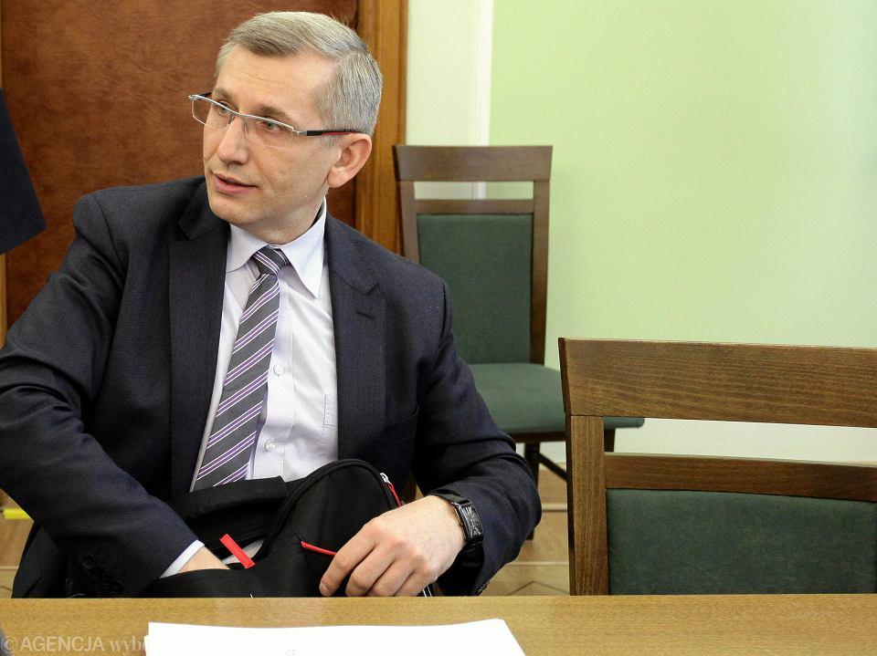 Krzysztof Kwiatkowski - Sejm uchylił mu immunitet