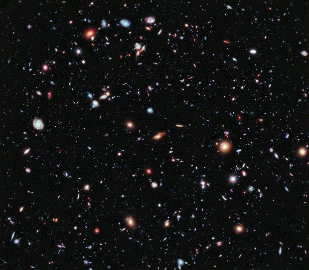 Ekstremalnie Głębokie Pole Hubble'a