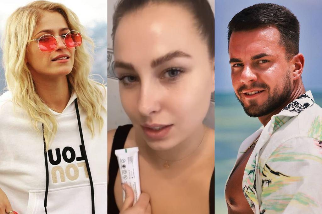 Basia, Bibi, Krzysztof z 'Hotelu Paradise'