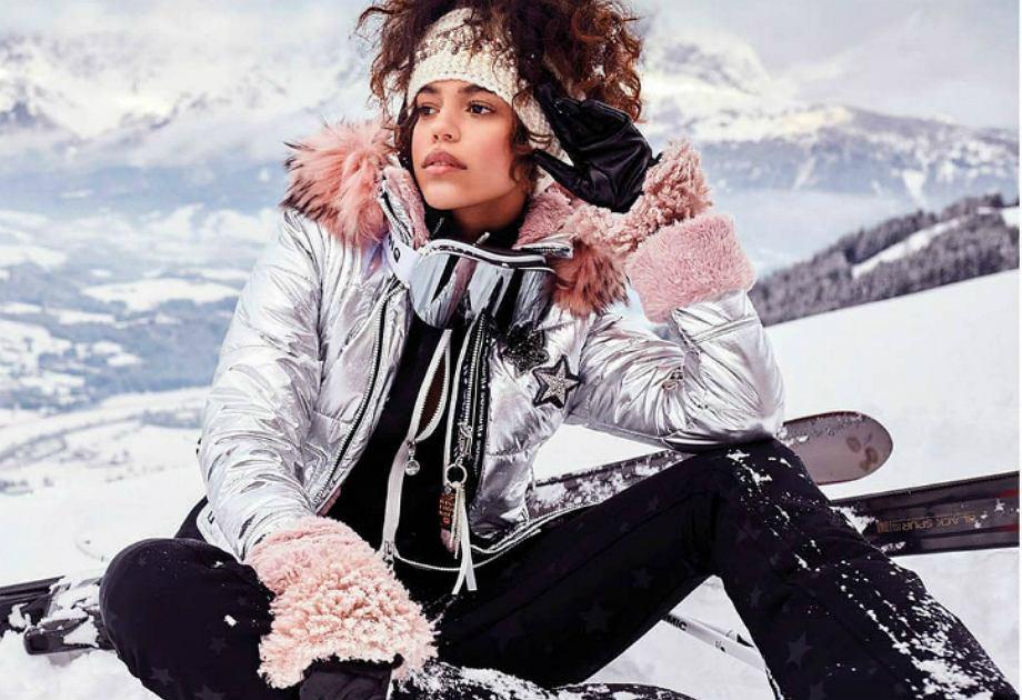 kurtki zimowe damskie w góry
