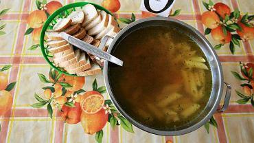 Zupa - stołówka szkolna