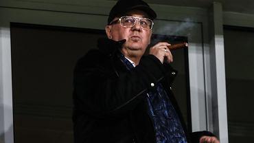 Skandaliczne słowa Janusza Filipiaka podczas meczu z Wisłą Kraków.