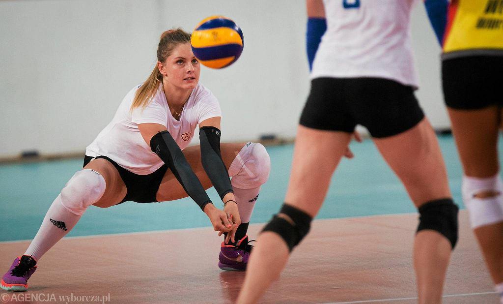 Martyna Grajber, Budowlani Łódź