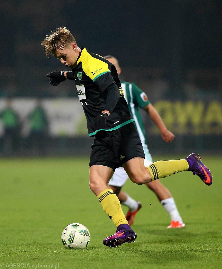 GKS Katowice - Olimpia Grudziądz 1:0