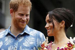 Księżna Meghan i książę Harry
