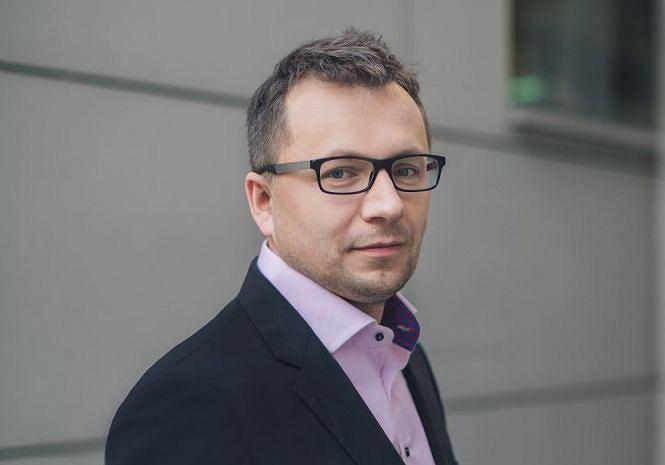 Jacek Kujawa, wiceprezes LPP