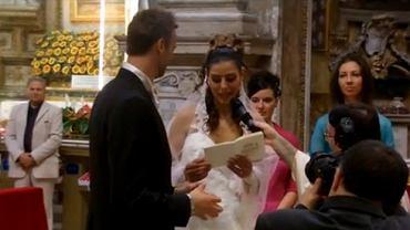 Ślub Michała Łasko i Mileny Stacchiotti