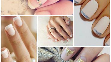 W dniu ślubu najpewniejszym rozwiązaniem będzie klasyczny, delikatny manicure.