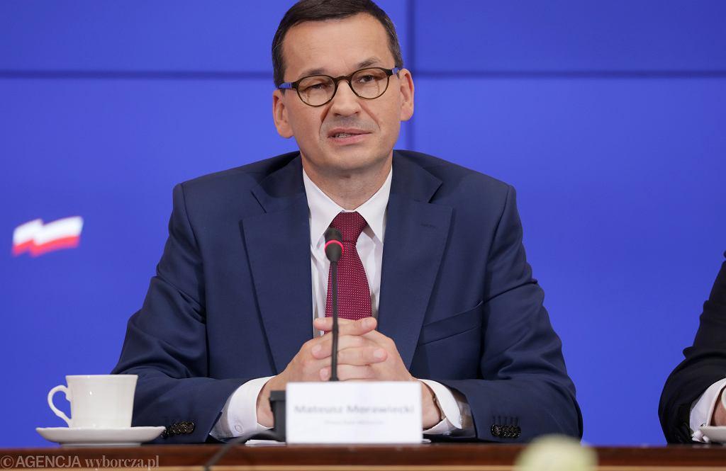 +Spotkanie premiera z wojewodami w Warszawie