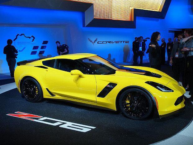 Corvette Z06 / fot. Newspress