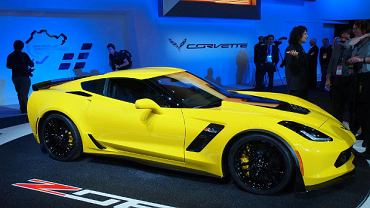 Corvette Z06 / fot. Newspress