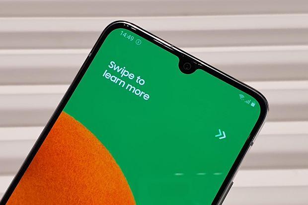 Samsung Galaxy A90 5G na IFA 2019