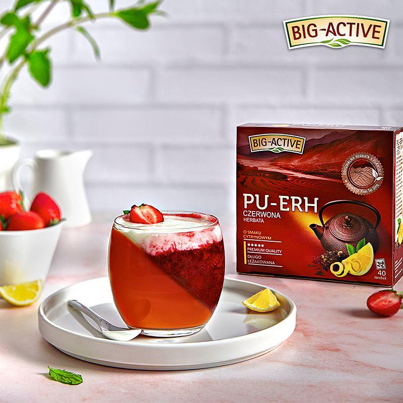 Pu-Erh od marki Big-Active