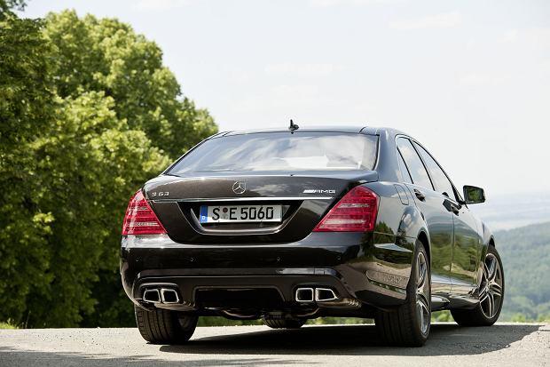 S 63 AMG produkowany był w dwóch odmianach. Z silnikiem V8 o pojemności 6,2 l i mocy 525 KM i 5,5 litra 544 KM