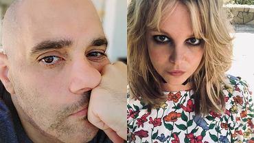 Były menadżer Britney Spears twierdzi, że gwiazda kontaktuje się z nim z pożyczonych telefonów