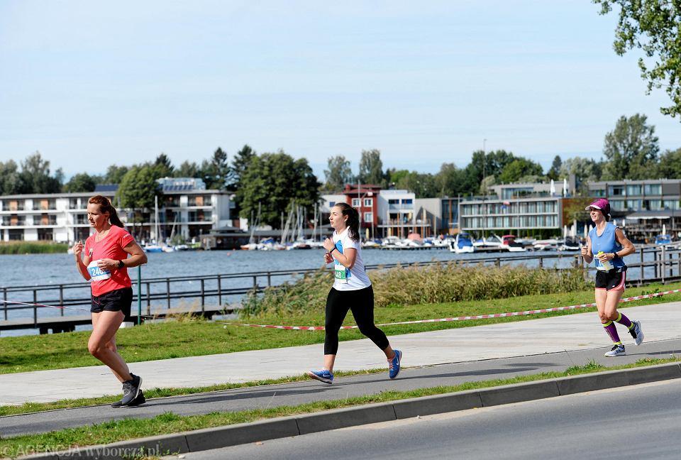 Przyjacielski Bieg półmaraton Olsztyn