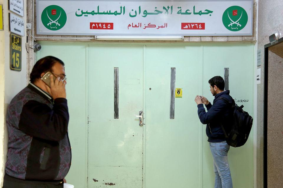 Jordańskie służby specjalne przeszukały i zamknęły w połowie kwietnia główne biura Bractwa Muzułmańskiego w stołecznym Ammanie