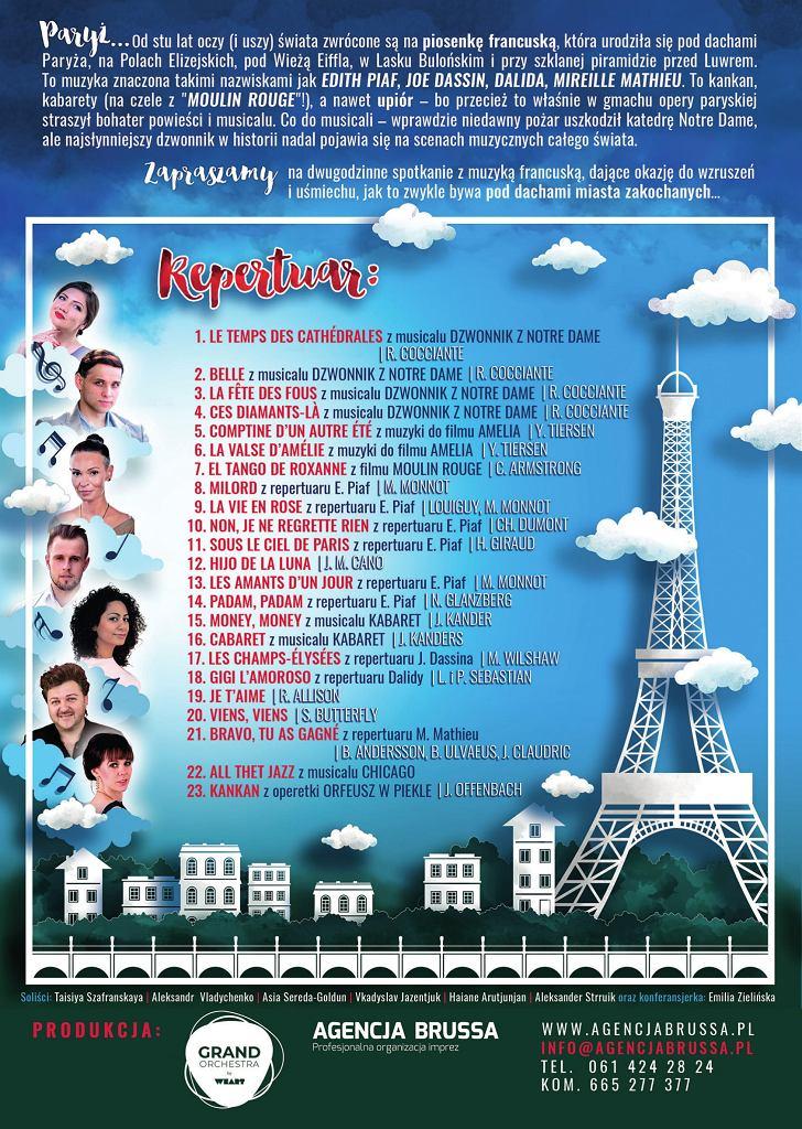 'Pod dachami Paryża'