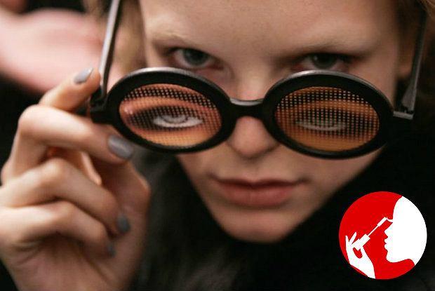 Makijaż Dla Okularnicy Jak Się Malować By Podkreślić Oczy