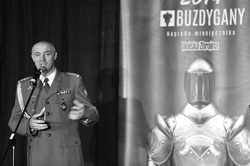 płk Dariusz Kacperczyk