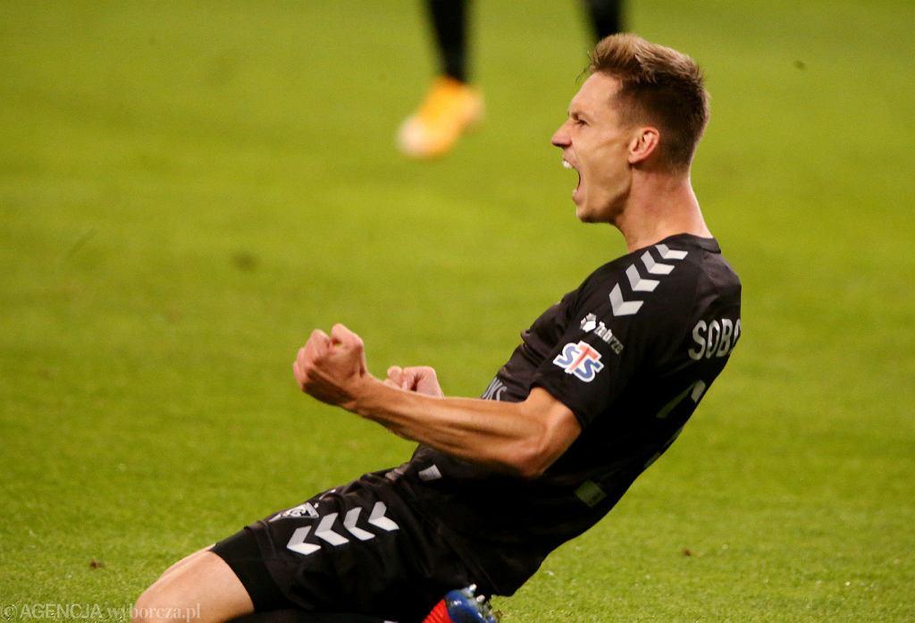mecz Legia - Górnik