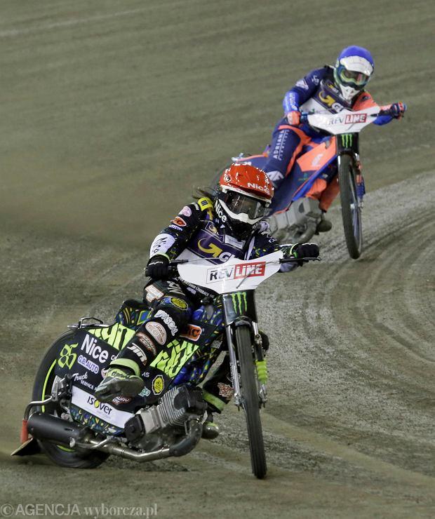 Zdjęcie numer 38 w galerii - Żużlowe Grand Prix w Toruniu. Zmarzlik mistrzem świata. Zobacz galerię zdjęć z toru i trybun