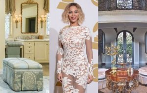 Domy gwiazd, Beyonce