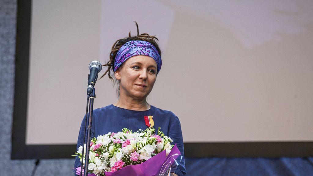 Olga Tokarczuk to pierwszą Polką, która została laureatką Man Booker International Prize