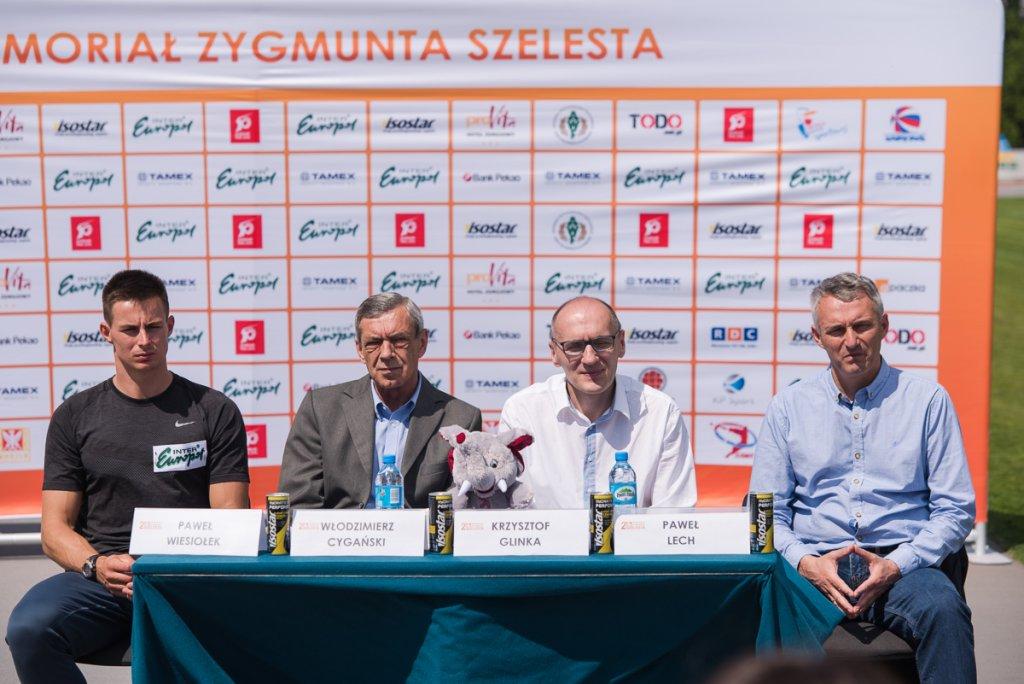 Paweł Wiesiołek, Włodzimierz Cygański, Krzysztof Glinka, Paweł Lech