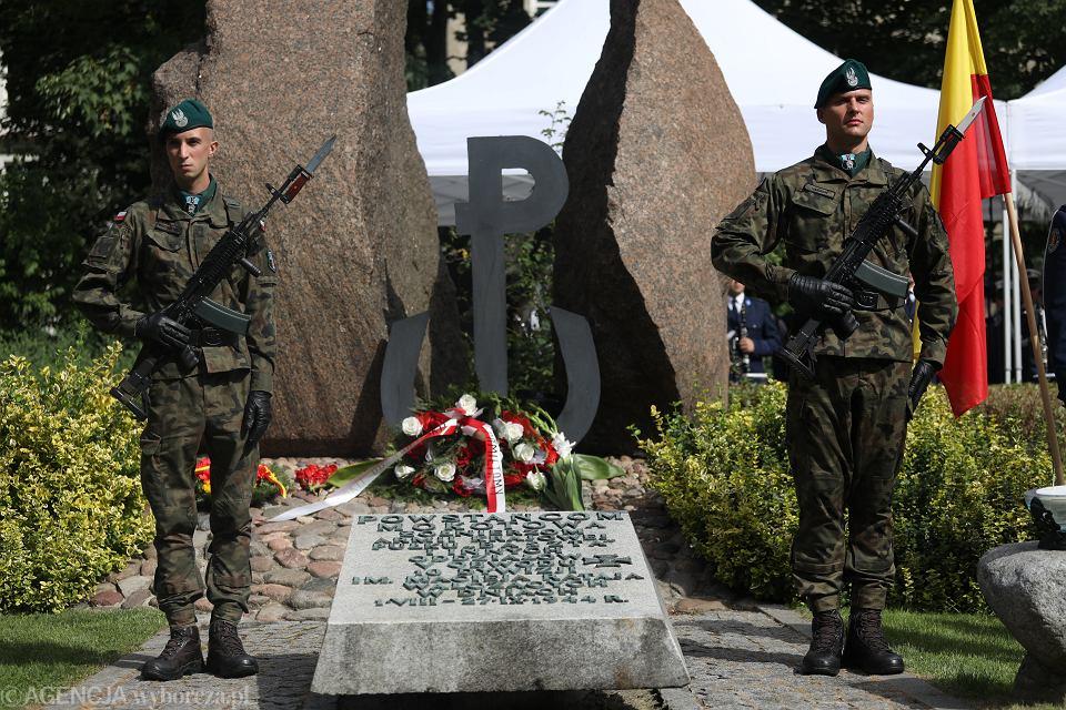 ,Obchody 77. rocznicy Powstania Warszawskiego