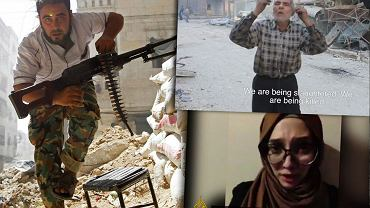 Ostatnie wiadomości z Aleppo