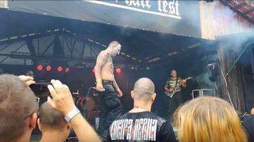 Koncert wrocławskiego zespołu Dark Fury