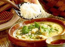 Kurczak w zielonym curry - ugotuj