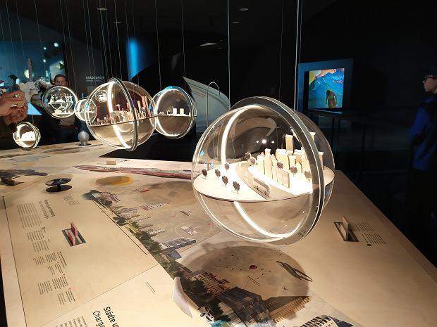 Podróż do przyszłości - Futurium