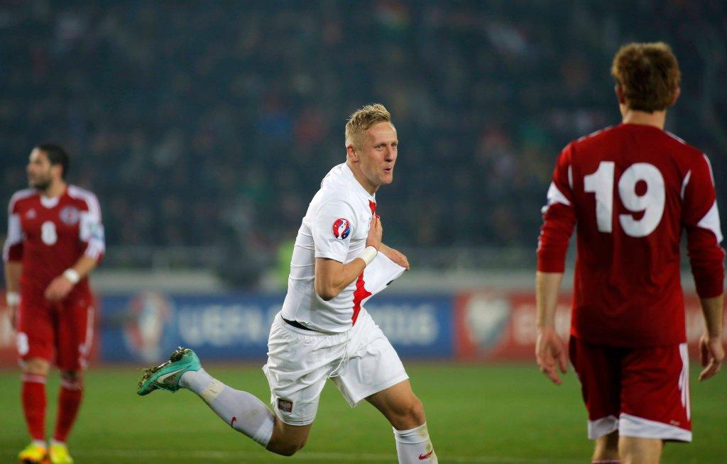 Kamil Glik po strzeleniu pierwszego gola w meczu