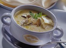 Aromatyczna zupa grzybowa - ugotuj