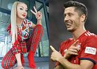 Cleo i Robert Lewandowski