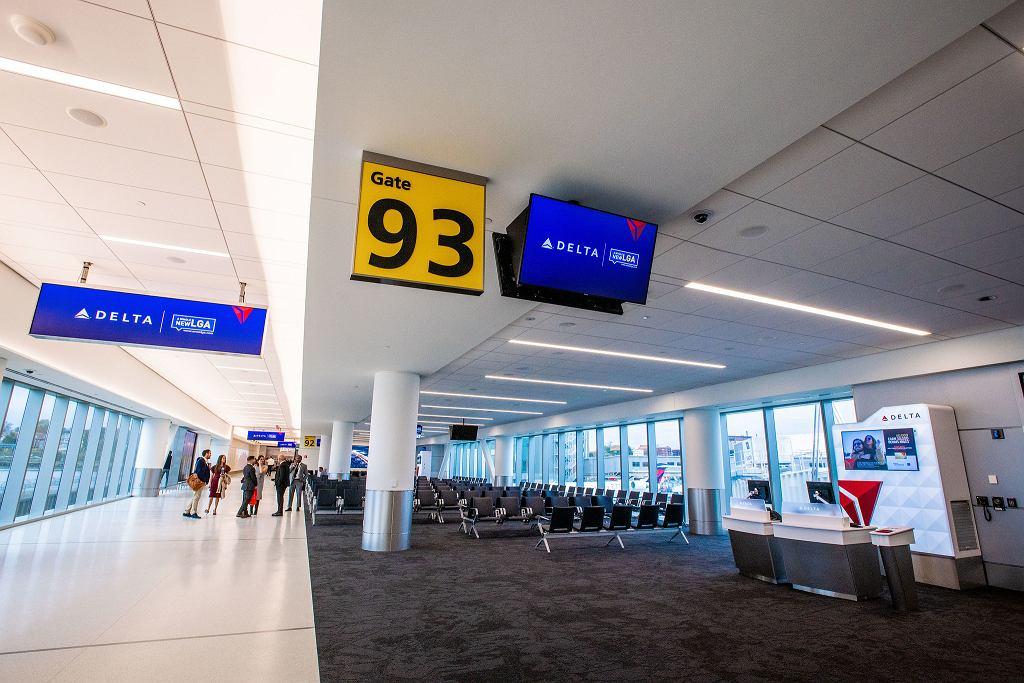 Nowy terminal Delta - otwarcie Oct. 29, 2019